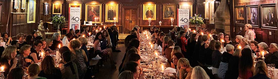 Balliol women event 2019 photo by Alice Truswell (2018)