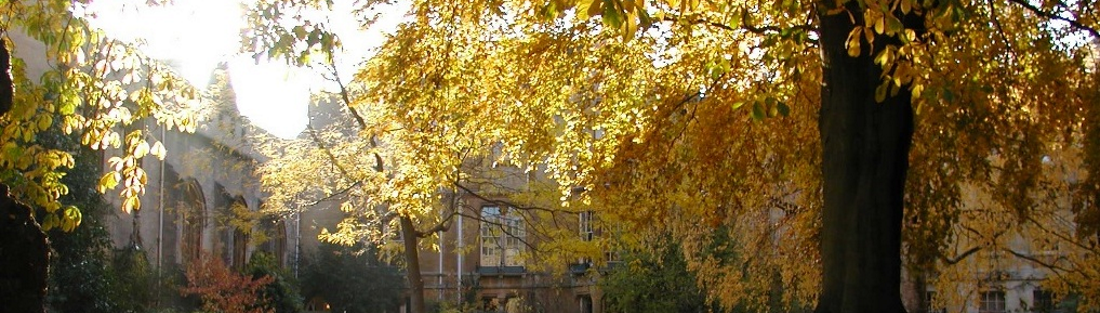 Balliol College Main Quad