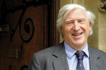 Professor Sir Drummond Bone (photo: Kate Raworth, Balliol 1990)