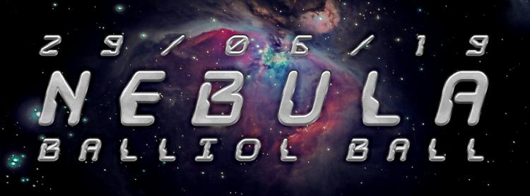 Balliol Ball 2019 - Nebula