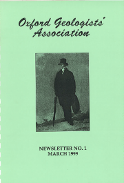 1999 Old Geologists' Association Newsletter