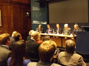 Royal Society Panellists