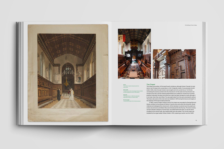 Hist book Chapel