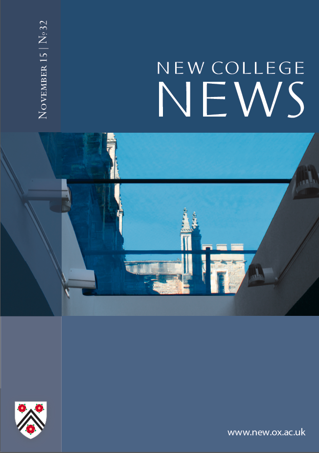 New College News 2015