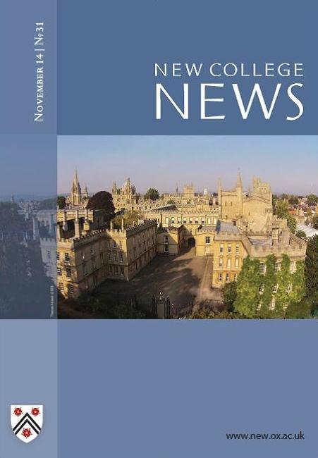 New College News 2014
