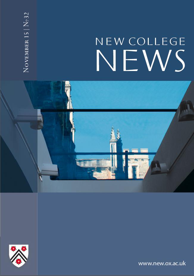 New College News 2015