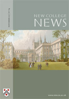 New College News 2007