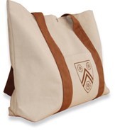 New College canvas bag