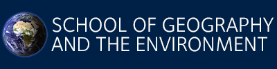 School of Geography and the Environment Logo